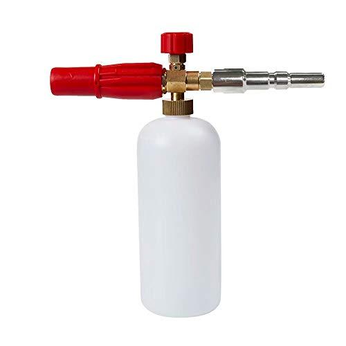 JUMBO FILTER Foam Nozzle,Snow Foam Lance,Foam Container,Car Wash Foam Spraying Gun,for Nilfisk Quick Connector Gun 1/4 M14 Connector