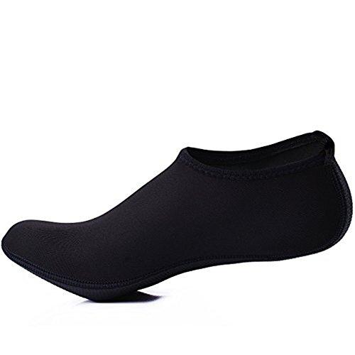 Kids For Water Black Dry Quick Men Socks MIUINCY Yoga Surf Shoes Women Pool Aqua Beach Lightweight and qPTpStY