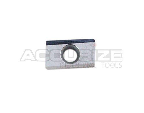 AccusizeTools - APKT 160408 LH Carbide Insert, K10, Aluminum Cutting, 0058-1604x10
