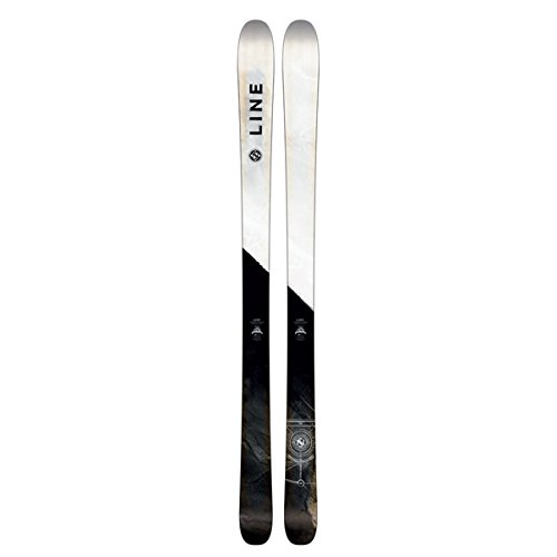 Line Supernatural 92 Skis (172cm) (Line Skis All Mountain Skis)