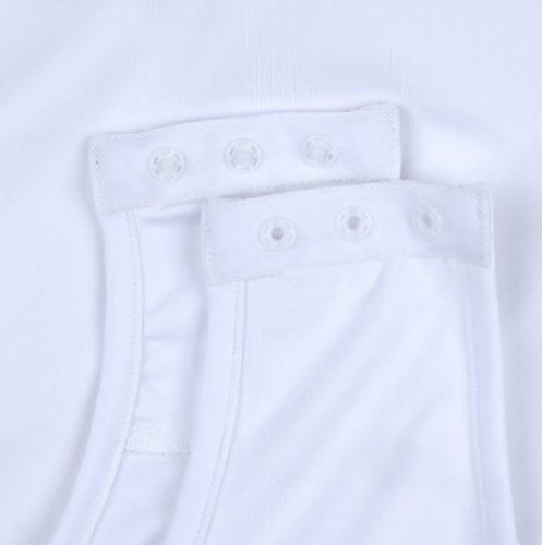 Con Giovane Bodysuit Donne Ladies Blusa Nero Battercake Vintage Donna Manica Obliquo Camicie Fit Moda Lunga Spalla Slim Elegante Top Volant Body Casuale FgqZF0A