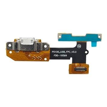 Repare Repuestos Cable Flexible de Carga para Lenovo Yoga ...