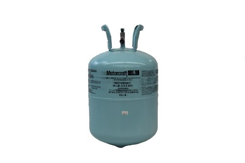 Genuine Ford Fluid YN-19 R-134a Refrigerant - 30 lb. by Ford