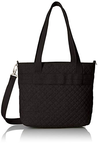 Travelon Anti-Theft Boho Tote Sling, Black, One Size