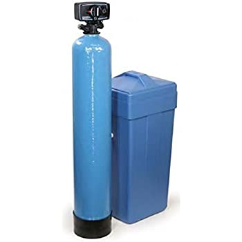 Fleck 5600 64 000 Grains Water Softner W Free Turbulator
