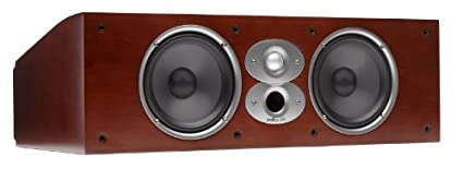 Polk Audio CSI A6 Center Channel Speaker (Single Cherry) at amazon
