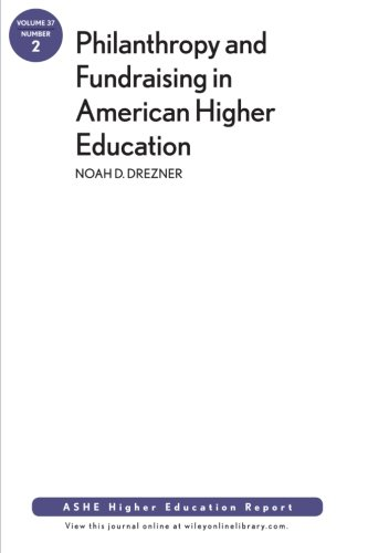 Philanthropy and Fundraising in American Higher Education, Volume 37, Number 2