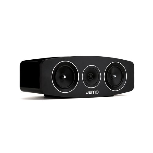 Jamo C-10-CEN-HG-BLK Center Speaker - High Gloss Black by Jamo