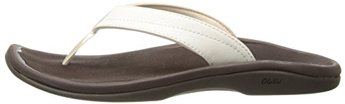 Sandals OLUKAI Dark Off Java Women's White Ohana BH5qfwR