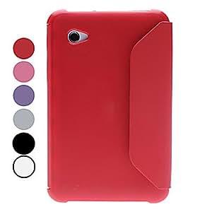 conseguir Estuche de Protección Con Soporte para el Samsung Galaxy Tab2 7.0 P3100/P6200 , Gris