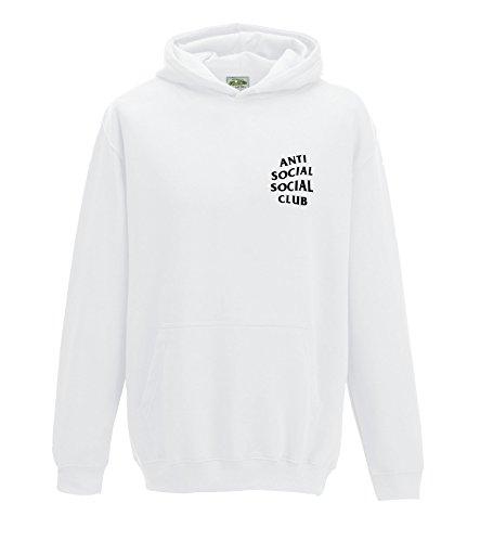 Juko Kids Anti Social Social Club Kanye West ASSC Hoodie