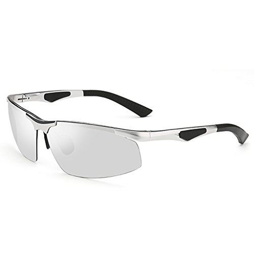 gafas vasos de conductores Deportes macho conducción sol aluminio magnesio Senderismo conducción de mareas polarizadas de de sol 4 Gafas sol Gafas 3 de Pesca qwzx1nPR