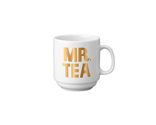 Easy, Tiger 12 oz Gold Foil Stackable Mug,