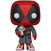 :FUNKO POP! MARVEL: Deadpool bedtime - Deadpool in Robe