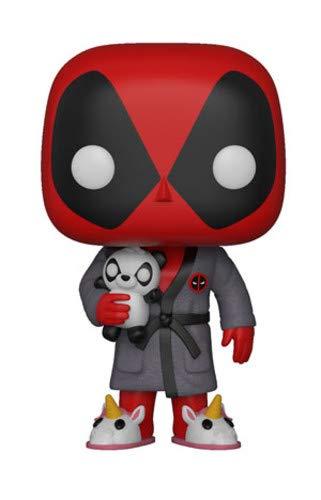 Funko POP! Marvel: Deadpool Playtime - Deadpool in Robe by Funko