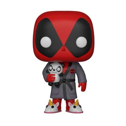Funko POP! Marvel: Deadpool Playtime - Deadpool in Robe