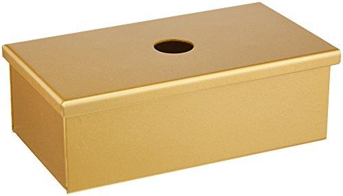 Salsbury Industries 1080BU Surface Mounted USPS Access Key Keeper, Brass