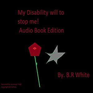 My Disability Will Not Stop Me! Audiobook