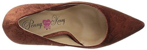 Women's Loves Penny Kenny Opus Velvet Bv Bronze Pump x6qpwEqdnC