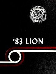 (Custom Reprint) Yearbook: 1983 East Mississippi Community College - Lion Yearbook (Scooba, MS)