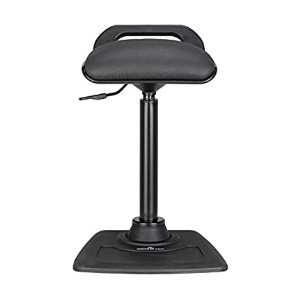 Superior VARIDESK   Adjustable Standing Desk Chair   VARIChair   Black