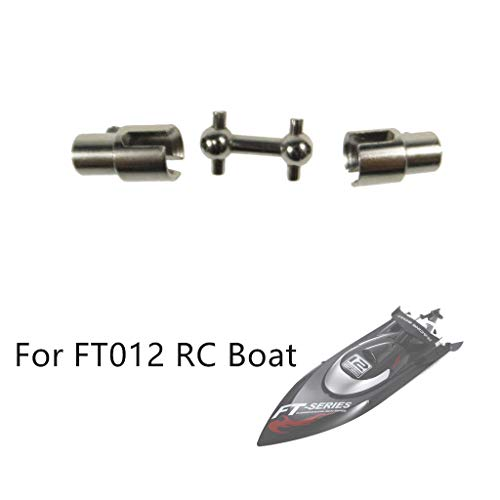Drive Shaft Transmission Accessories Part for Feilun FT012 Brushless RC Boat Premium Portable Easy Install UAV Part Pro by SMOXX
