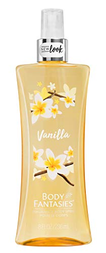 (Parfums de Coeur Body Fantasies Signature for Women Spray, Vanilla, 8 Ounce)
