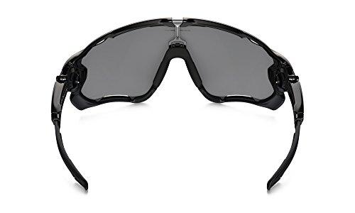 5faeeefa61da3 Oakley Men s Jawbreaker Asian Fit OO9270-05 Shield Sunglasses ...