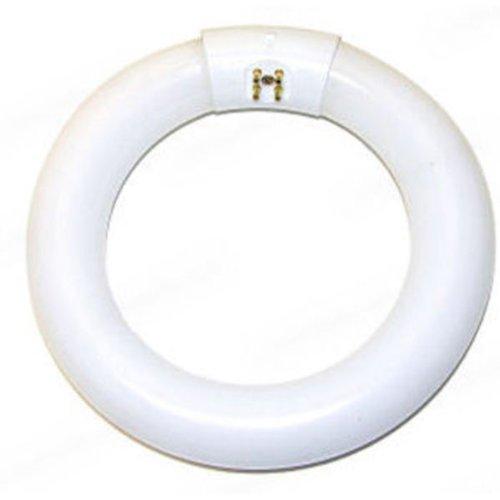 TCP CFL Circle Lamp, 130W Equivalent, Soft White (2700K) T6 Circline Lamp