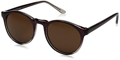 0f0aa15d11 Jual A.J. Morgan Unisex - Adult Grad School Round Sunglasses ...