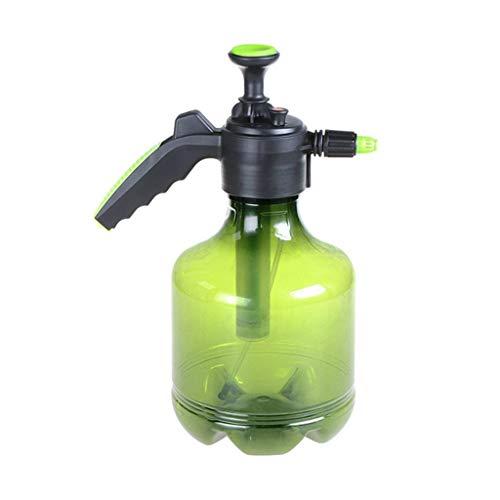 NewKelly Portable Pneumatic Spray Bottle Home Small Flower Plant Spray Bottle (Green)