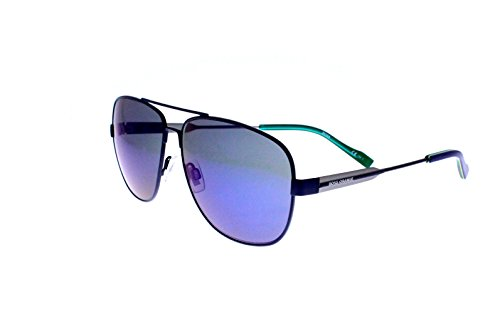 Sunglasses Boss Orange BO 0241/F/S M8B Blue Mirror - Orange Blue Boss Sunglasses