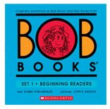 img - for Scholastic Books SB-0439845009 Bob Books Set 1 Beginning Readers book / textbook / text book