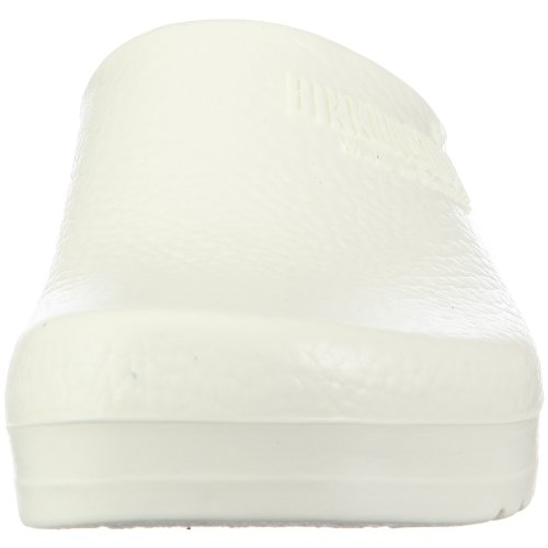 Birki SUPER BIRKI white 680 - Zuecos unisex Blanco