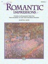 Book Impressions (Romantic Impressions, Book 2)