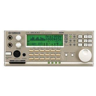 Yamaha Mu2000ex MU-2000ex the sound module of - Yamaha Motif Module