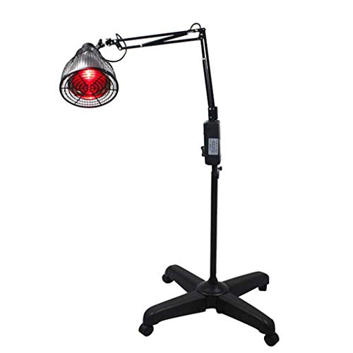 Tdp Terapia de Calor por Infrarrojos Lámpara Calefacción Lámpara de pie Lámpara de Calor Tdp Aparatos de Fisioterapia...