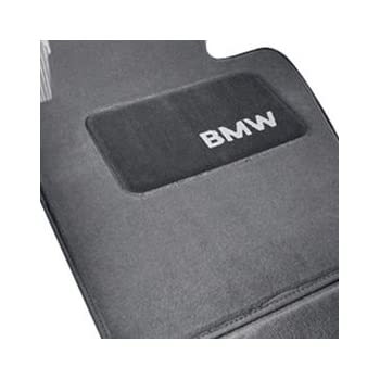 Amazon Com Bmw Carpeted Floor Mats 2007 2012 328i