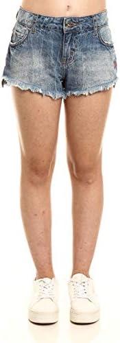 Short Jeans Tomboy 2, Colcci Fun, Meninas
