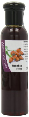 Atkins & Potts - Classic Rosehip Syrup - 200g (Case of (Rose Hip Syrup)