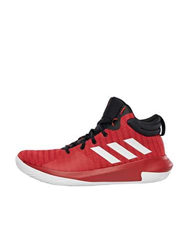 Elevate Rosso Adidas Pro Da 2018 Uomo Basket 000 Scarpe Escarl qTvxE7