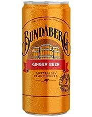 Bundaberg Ginger Beer Mini Cans - 24 Pack