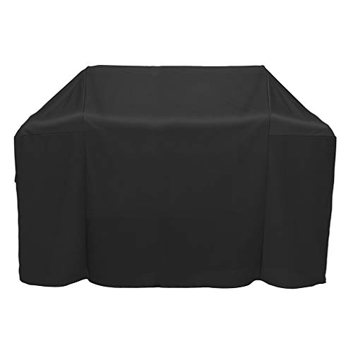 ProHome Direct Grill Cover for Weber Genesis II 6 Burner Gas Grill, Compare to Weber 7132 Grill Cover, Black