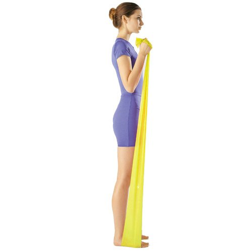 Oppo Fitness Resistance Band   Yellow