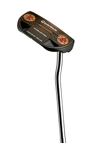 TaylorMade 2018 TP Black Copper Collection (Mullen 2 Putter, Double Bend, SuperStroke, Right Hand, 35 - Bend Putter Double