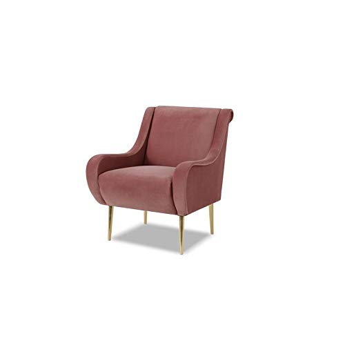 Sandy Wilson Home S60170-971 Corina Accent Chair, Ash Rose