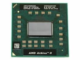 AMD AMP340SGR22GM Athlon II Dual-Core 2.2GHz Laptop CPU Processor Socket S1