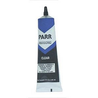 Parr Tech K5908-05 RV Trailer Camper Sealants Parbond Sealant Clear 5 Oz. by PARR TECH