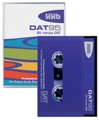 HHB DAT95 95 Minute DAT Tape by HHB
