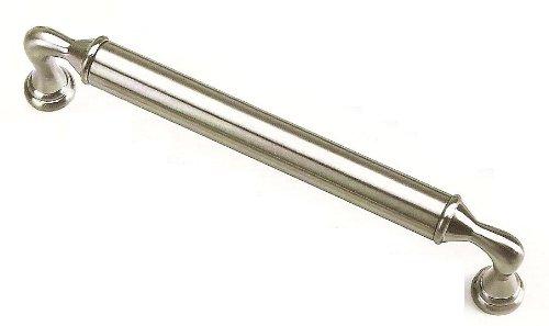 Laurey 86628 192 mm Kensington Pull, Brushed Satin Nickel by Laurey